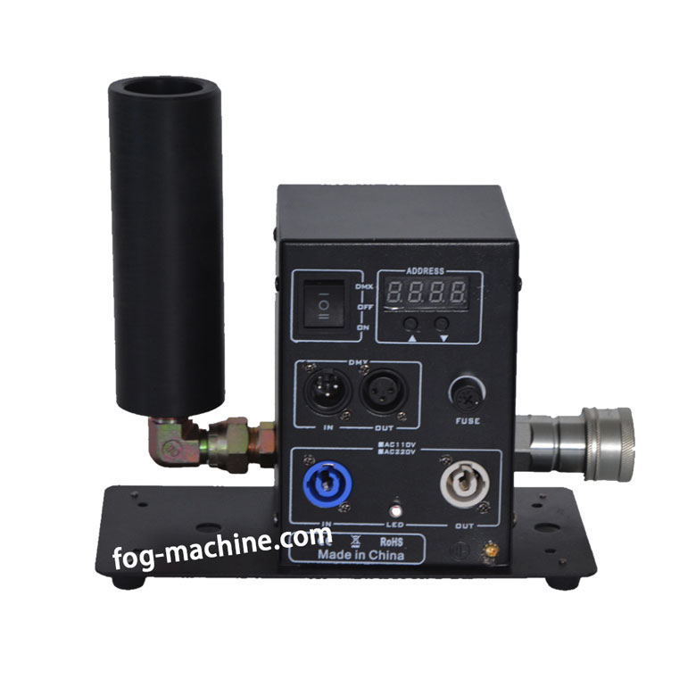 JET09 单头二氧化碳气柱机 舞台气柱机 二氧化碳喷射机
