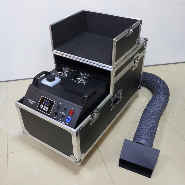 F3000WL 3000W Water Low Fog Machine stage water fog machine